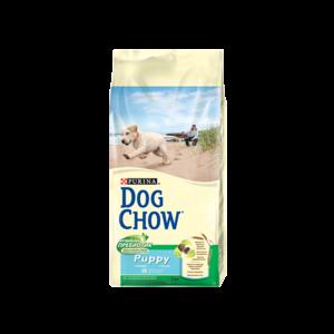 Dog Chow Puppy & Junior Lamb & Rice сухой корм для щенков и юниоров с ягненком и рисом 14 кг