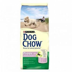 Dog Chow Puppy сухой корм для щенков 14 кг