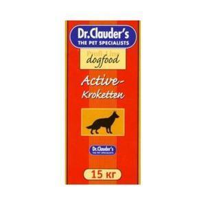 Dr. Clauder`s Active сухой корм для активных собак 15 кг