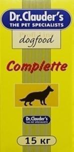 Dr. Clauder`s Complette сухой корм для собак всех пород 15 кг
