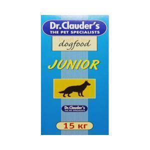 Dr. Clauder`s Junior сухой корм для щенков 15 кг