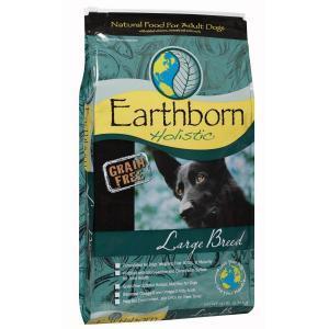 Earthborn Holistic Large Breed сухой беззерновой корм для взрослых собак крупных пород 12 кг