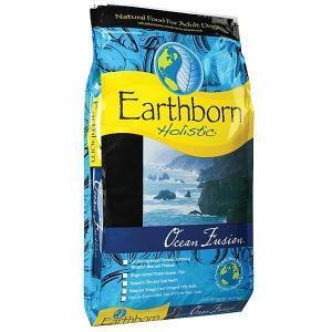 Earthborn Holistic Ocean Fusion сухой корм для собак с рыбой 12 кг