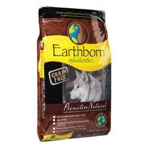 Earthborn Holistic Primitive Natural сухой корм для собак «естественный рацион с мясом» 12 кг