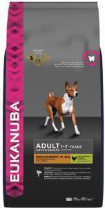 Eukanuba Adult Medium Breed сухой корм для собак средних пород 15 кг