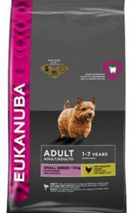 Eukanuba Adult Small Breed сухой корм для собак мелких пород 15 кг