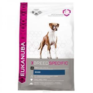 Eukanuba Boxer сухой корм для собак породы боксер 12 кг