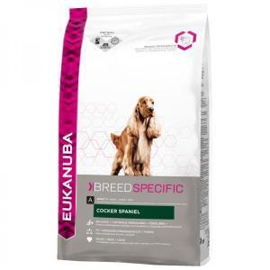 Eukanuba Cocker Spaniel сухой корм для собак породы кокер спаниель 7,5 кг