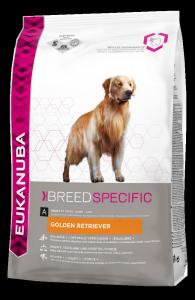 Eukanuba Golden Retriever сухой корм для Голден Ретриверов 12 кг