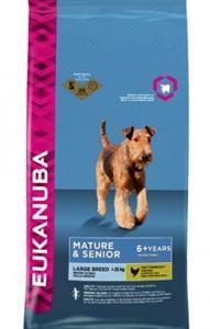 Eukanuba Mature & Senior Large Breed сухой корм для пожилых собак крупных пород 15 кг