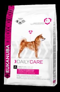 Eukanuba Sensitive Digestion сухой корм для собак с чувствительным желудком 12,5 кг
