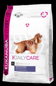 Eukanuba Sensitive Skin сухой корм для собак с чувствительной кожей 12,5 кг