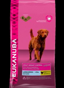 Eukanuba Weight Control Large Breed сухой корм для крупных собак Контроль веса 15 кг
