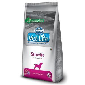 Farmina Vet Life Struvite диетический сухой корм для лечения струвитного уролитаза у собак 12 кг