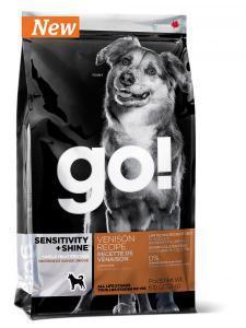 Go! Natural сухой корм для щенков и собак с Олениной