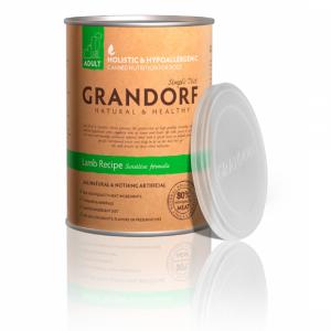 Grandorf Lamb консервы для собак с ягненком 400 г