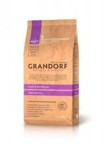 Grandorf Sensitive Care Lamb & Rice Adult Large Breed сухой корм с ягненком для собак крупных пород