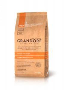 Grandorf Sensitive Care Lamb & Rice Junior сухой корм с ягненком для юниоров