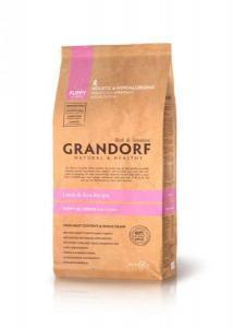 Grandorf Sensitive Care Lamb & Rice Puppy сухой корм с ягненком для щенков