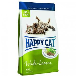 Happy Cat Fit & Well Adult Lamb сухой корм для кошек с ягненком 10 кг