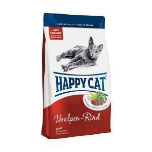 Happy Cat Fit & Well Adult сухой корм для кошек с альпийской говядиной 10 кг