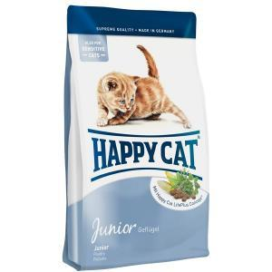 Happy Cat Fit & Well Junior сухой корм для котят 10 кг