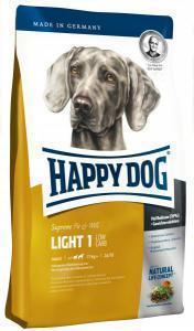 Happy Dog Adult Light 1 облегченный сухой корм для собак 12,5 кг