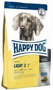 Happy Dog Adult Light 2 облегченный сухой корм для собак 12,5 кг