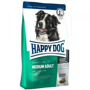 Happy Dog Adult Medium сухой корм для собак средних пород