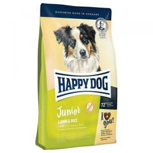 Happy Dog Junior Lamb & Rice сухой корм для собак