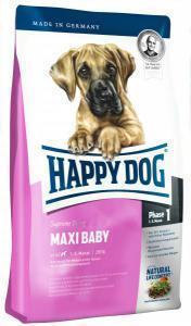 Happy Dog Maxi Baby сухой корм для щенков крупных пород до 5 мес.15 кг