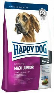 Happy Dog Maxi Junior сухой корм для щенков крупных пород 5-18 месяцев 15 кг