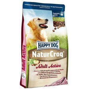 Happy Dog NaturCroq Active сухой корм для собак с повышенными потребностями в энергии 15 кг