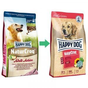 Happy Dog NaturCroq Active сухой корм для собак