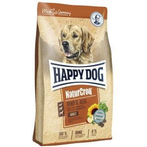 Happy Dog NaturCroq Beef & Rice сухой корм для собак с говядиной и рисом