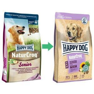Happy Dog NaturCroq Senior сухой корм для пожилых собак