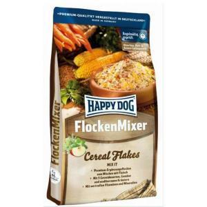 Happy Dog NaturFloq Premium Mix сухая растительная добавка к мясу для собак 10 кг