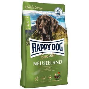 Happy Dog Neuseeland сухой гипоаллергенный корм для собак с ягненком