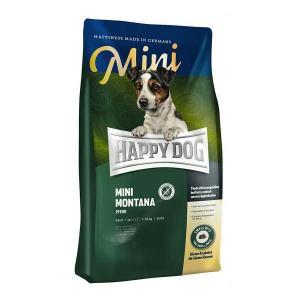 Happy Dog Supreme Sensible Mini Montana для мелких пород, конина