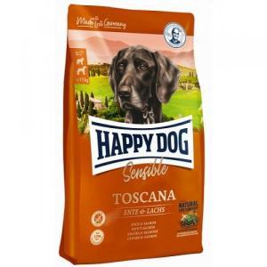 Happy Dog Toscana сухой корм для собак с ягненком и лососем