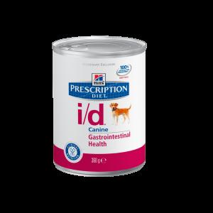 Hills Canine i/d лечебные консервы для собак при заболеваниях ЖКТ 370 г