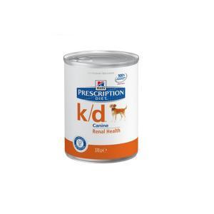 Hills Canine k/d лечебные консервы для собак при заболеваниях почек 370 г
