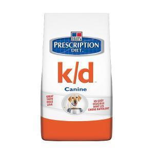 Hill's Canine K/D сухой лечебный корм для собак 12 кг