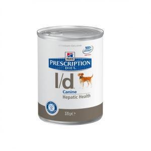 Hills Canine l/d лечебные консервы для собак при заболеваниях печени 370 г