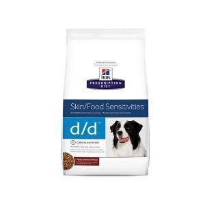 Hills Canine Z/D Ultra сухой корм для собак с пищевой аллергией 10 кг