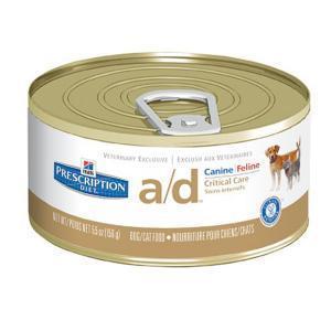 Hills Canine/Feline a/d лечебные консервы для собак в период восстановления 156 г