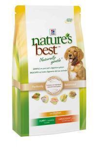 HILL'S NB Puppy Large/Giant сухой корм с курицей и овощами для щенков крупных пород 12 кг
