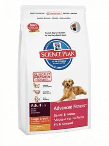 HILL'S SP Canine Adult Large Breed сухой корм для собак крупных и гигантских пород с курицей 12 кг