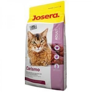 Josera Carismo сухой корм для взрослых и пожилых кошек, защищающий от МКБ 10 кг