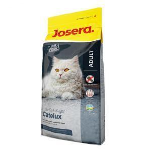 Josera Catelux сухой корм с уткой и картофелем для привередливых кошек 10 кг